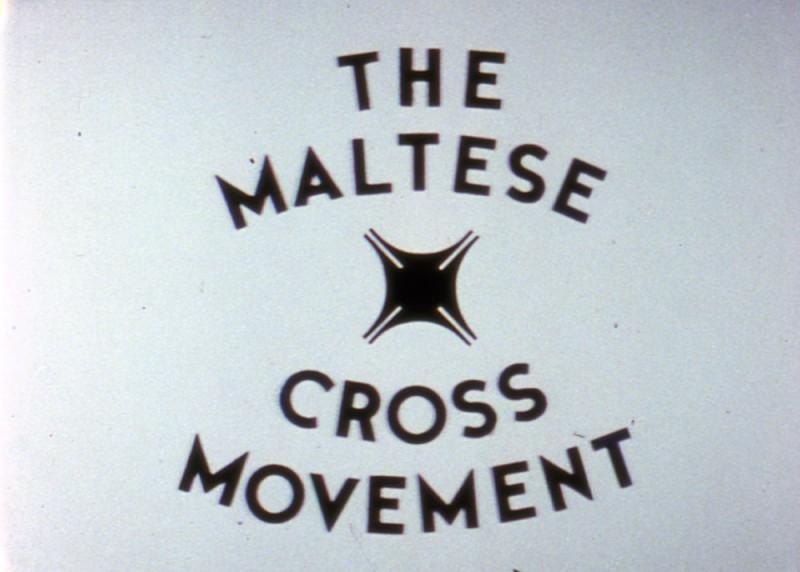 The Maltese Cross Movement, A.K. Dewdney, 1967