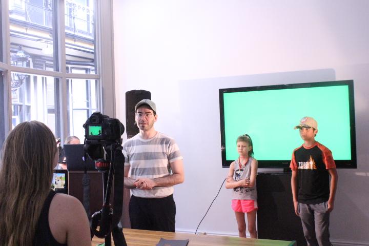 DATA Filmmaking workshops